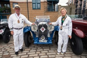 Royal Automobile Club 1000 Mile Trial