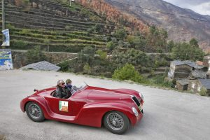 London to Lisbon Classic Rally